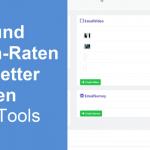 Wie Sie mit diesem Tool die Klick- und Konversionraten Ihrer Newsletter sofort steigern können