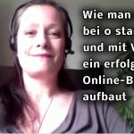 Interview mit Büro-Expertin Meike Kranz: Wie man auch bei 0 startet und mit Videos ein erfolgreiches Online-Business aufbaut